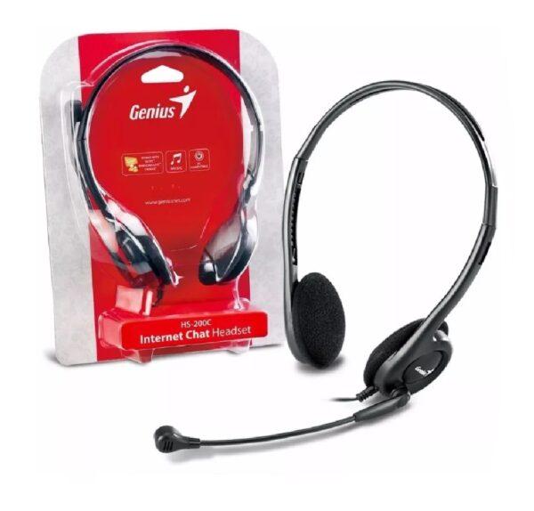 auricular genius hs200c