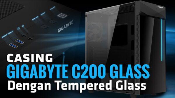 Gabiente Gigabyte C200 Glass