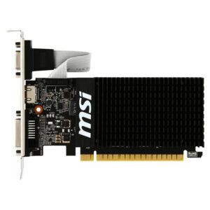 Placa Video Msi Geforce Gt 710 1g – d3h Lp Low Profile 1gb Ddr3