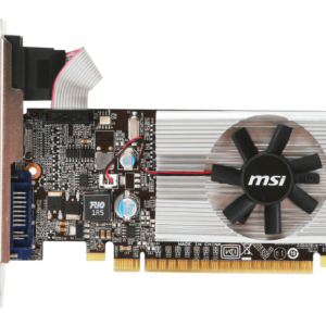 PLACA VIDEO MSI GEFORCE 210 1GB LP DDR3 HDMI DVI DSUB