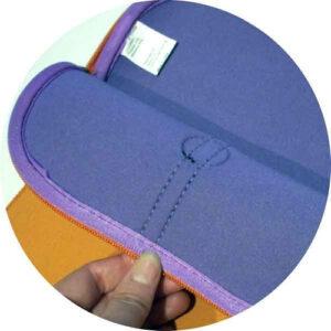 Funda Notebook Neoprene lisas y estampadas 15,6″