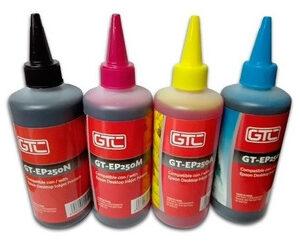 Tintas Gtc P/ Gt250  Recarga Sistema c/u