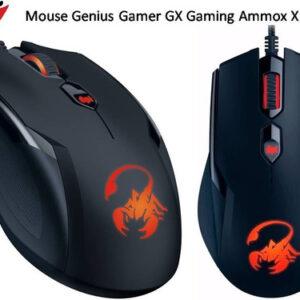 Mouse Genius Gaming Gx Ammox X1-400
