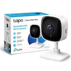 Camara Seguridad Ip 1080p Tp-link Tapo C-100 Wifi Slot Sd